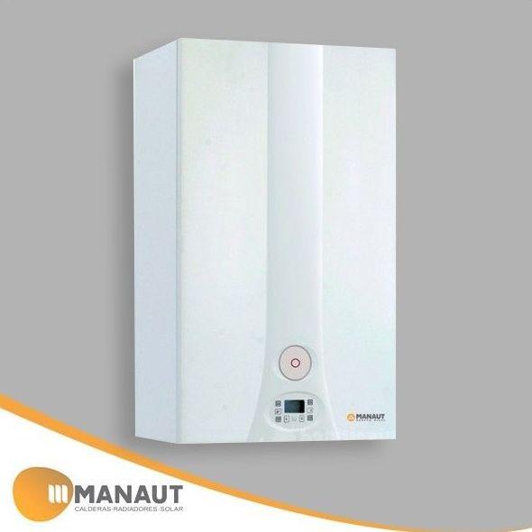 MANAUT GAS. MYTO CONDENS INOX 24